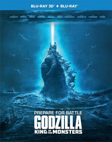 Годзилла 2: Король монстров / Godzilla: King of the Monsters (2019) BDRip 720p, 1080p, 3D (HOU), BD-Remux, Blu-Ray CEE, Blu-Ray 3D CEE