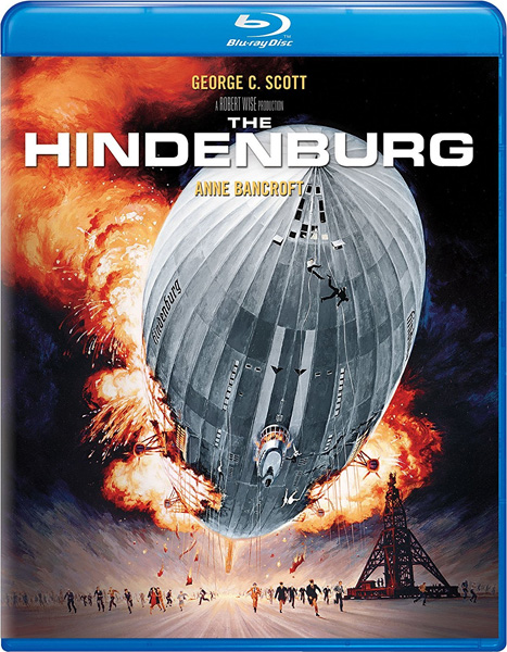 Гинденбург / The Hindenburg (1975) BDRip 720p, 1080p, BD-Remux