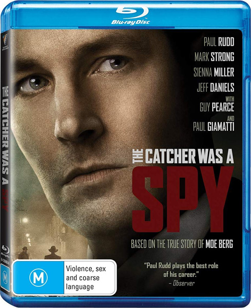 Шпионская игра / The Catcher Was a Spy (2018) BDRip 720p, 1080p, BD-Remux