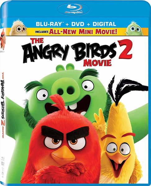 Angry Birds 2 в кино / The Angry Birds Movie 2 (2019) BDRip 720p, 1080p, BD-Remux