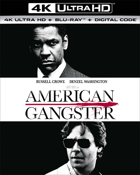 Гангстер / American Gangster (2007) [Unrated Extended Edition] 4K HDR BD-Remux