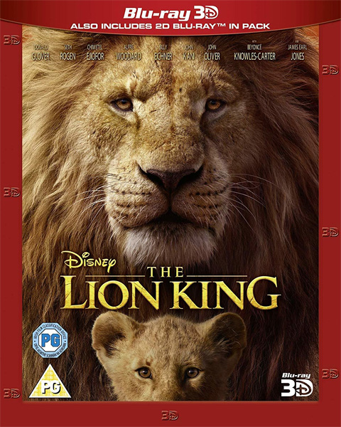 Король Лев / The Lion King (2019) BDRip 720p, 1080p, 3D (HSBS), BD-Remux, BD-Remux [2D/3D], Blu-Ray CEE