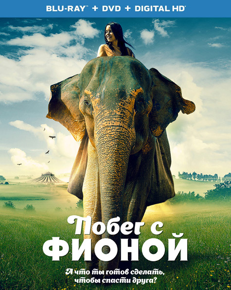 Побег с Фионой / Saving Flora (2018) BDRip 720p, 1080p
