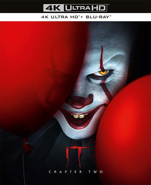 Оно 2 / It Chapter Two (2019) 4K HDR BD-Remux