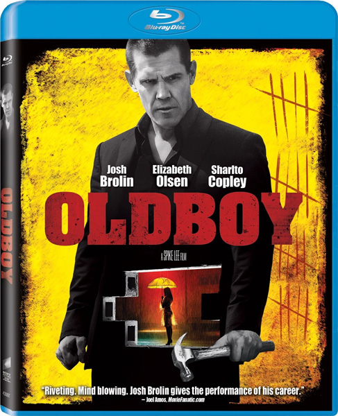 Олдбой / Oldboy (2013) [US Transfer] BDRip 720p, 1080p, Blu-Ray Disc
