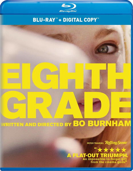 Восьмой класс / Eighth Grade (2018) BDRip 720p, 1080p, BD-Remux