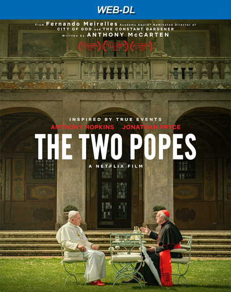 Два Папы / The Two Popes (2019) WEB-DL 720p, 1080p