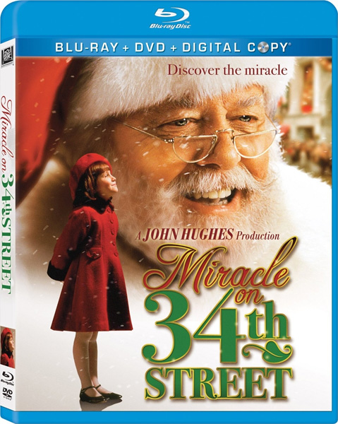 Чудо на 34-ой улице / Miracle on 34th Street (1994) BDRip 720p, 1080p, BD-Remux
