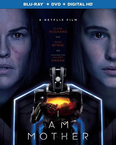 Дитя робота / I Am Mother (2019) BDRip 720p, 1080p, BD-Remux