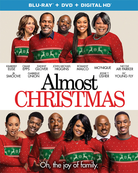 Рождество Мэйерсов / Almost Christmas (2016) BDRip 720p, 1080p, BD-Remux