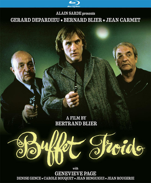 Холодные закуски / Buffet froid (1979) BDRip 720p, 1080p, BD-Remux