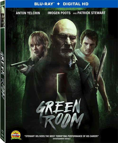 Зеленая комната / Green Room (2015) BDRip 720p, 1080p, BD-Remux