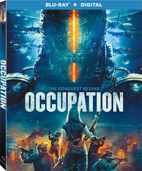 Оккупация / Occupation (2018) BDRip 720p, 1080p, BD-Remux