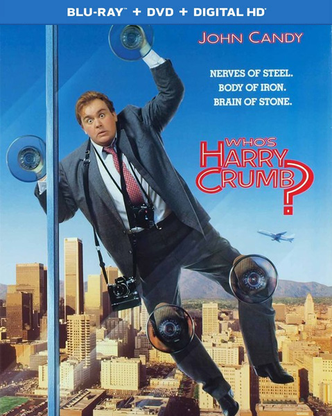 Кто такой Гарри Крамб? / Who's Harry Crumb? (1989) BDRip 720p, 1080p, BD-Remux