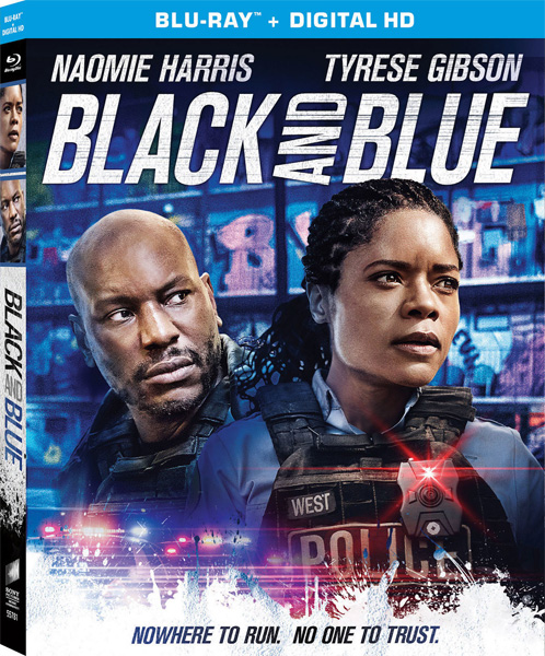 Чёрный и синий / Black and Blue (2019) BDRip 720p, 1080p, BD-Remux, Blu-Ray EUR