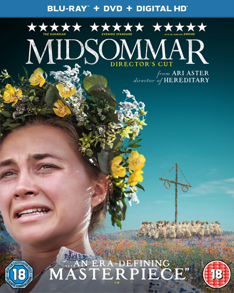 Солнцестояние / Midsommar (2019) [Director's Cut] BDRip 720p, 1080p, BD-Remux