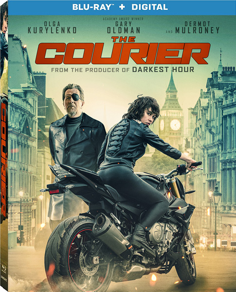 Курьер / The Courier (2019) BDRip 720p, 1080p, BD-Remux