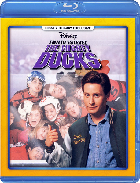 Могучие утята / The Mighty Ducks (1992) BDRip 720p, 1080p, BD-Remux