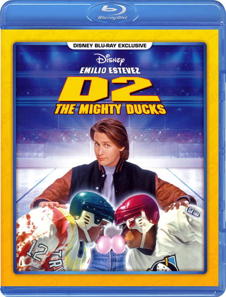 Могучие утята 2 / D2: The Mighty Ducks (1994) BDRip 720p, 1080p, BD-Remux