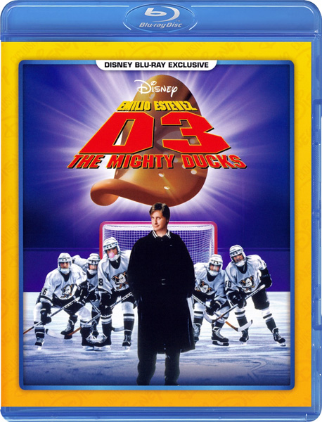 Могучие утята 3 / D3: The Mighty Ducks (1996) BDRip 720p, 1080p, BD-Remux