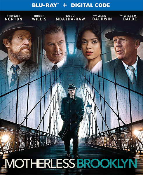 Сиротский Бруклин / Motherless Brooklyn (2019) BDRip 720p, 1080p, BD-Remux, Blu-Ray CEE