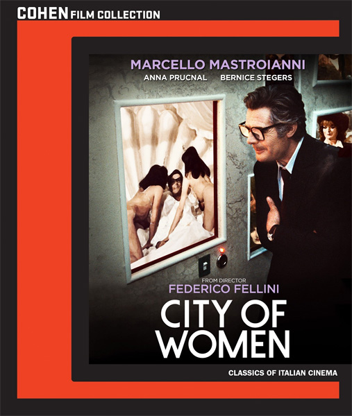 Город женщин / City of Women / La citta delle donne (1980) BDRip 720p, 1080p, BD-Remux