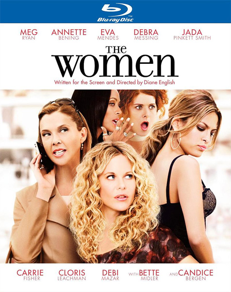 Женщины / The Women (2008) BDRip 720p