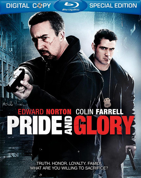 Гордость и слава / Pride and Glory (2008) BDRip 720p, 1080p, BD-Remux