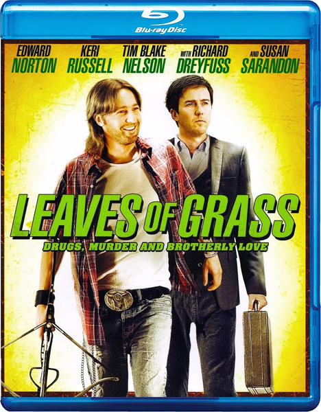 Травка / Leaves of Grass (2009) BDRip 720p, 1080p, BD-Remux