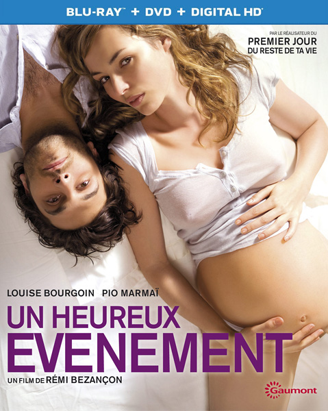 Секса много не бывает / A Happy Event / Un heureux evenement (2011) BDRip 720p, 1080p, BD-Remux