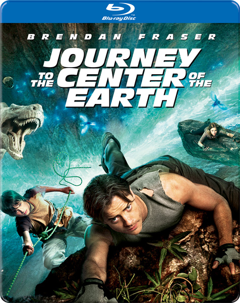 Путешествие к Центру Земли / Journey to the Center of the Earth (2008) BDRip 720p, 1080p, BD-Remux