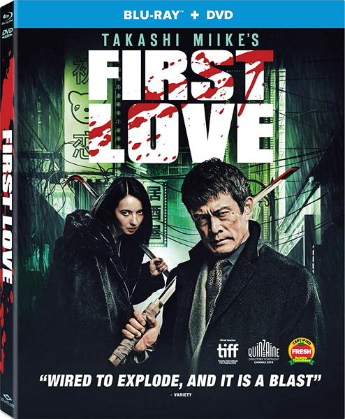 Первая любовь / First Love / Hatsukoi (2019) BDRip 1080p, BD-Remux