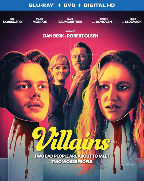 Злодеи / Villains (2019) BDRip 720p, 1080p, BD-Remux