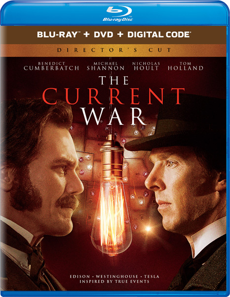 Война токов / The Current War (2017) [Director's Cut] BDRip 720p, 1080p, BD-Remux
