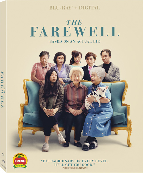Прощание / The Farewell (2019) BDRip 720p, 1080p, BD-Remux