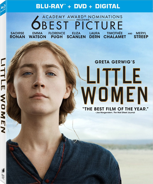 Маленькие женщины / Little Women (2019) BDRip 720p, 1080p, BD-Remux, Blu-Ray EUR