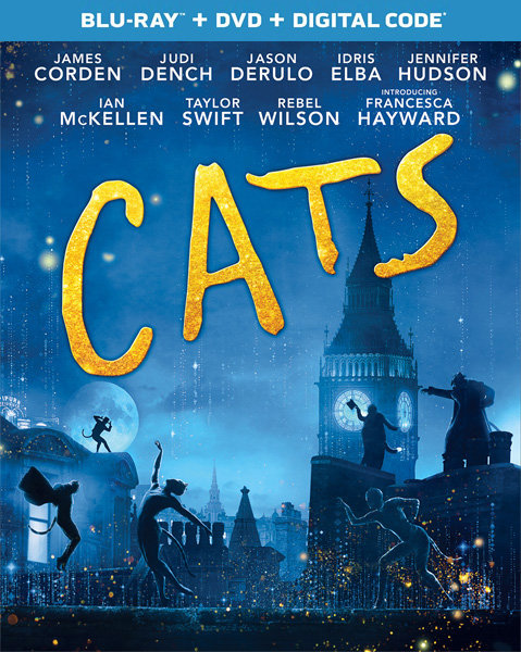 Кошки / Cats (2019) BDRip 720p, 1080p, BD-Remux