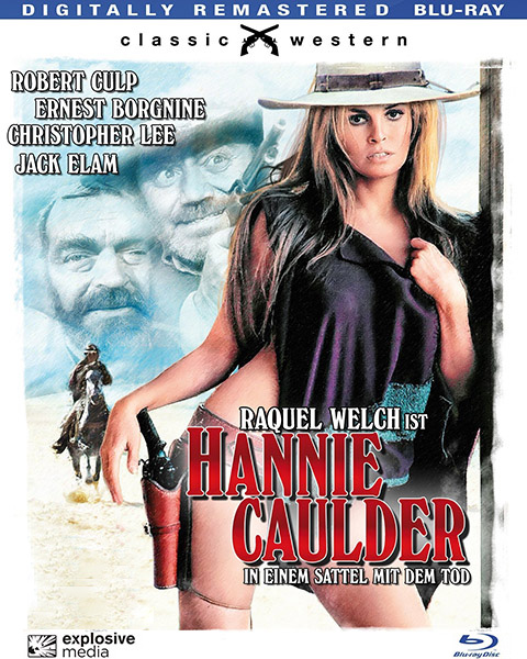 Ханни Колдер / Hannie Caulder (1971) [US Transfer | Signature Edition] BDRip 720p, 1080p, BD-Remux