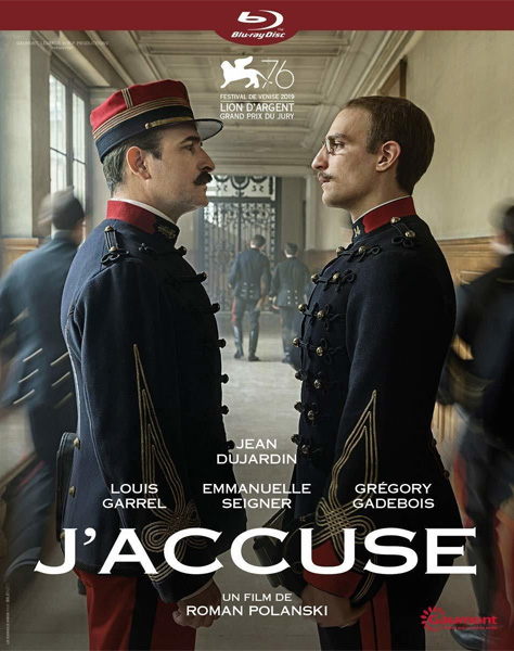 Офицер и шпион / An Officer and a Spy / J'accuse (2019) BDRip 720p, 1080p, BD-Remux