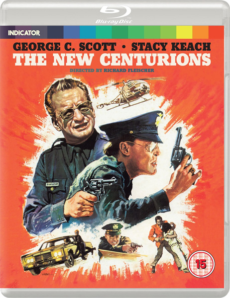 Новые центурионы / The New Centurions (1972) BDRip 720p, 1080p, BD-Remux