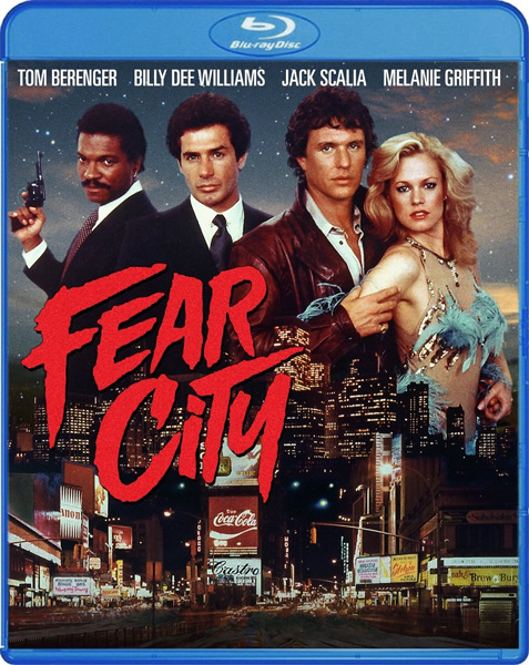 Город страха / Fear City (1984) BDRip 720p, 1080p, BD-Remux