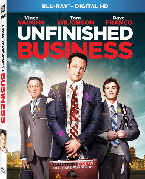 Между делом / Unfinished Business (2015) BDRip 720p, 1080p, BD-Remux