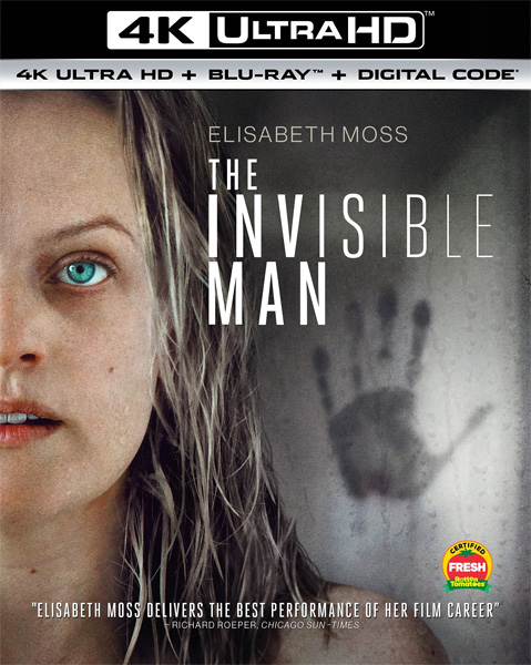 Человек-невидимка / The Invisible Man (2020) 4K HDR BD-Remux