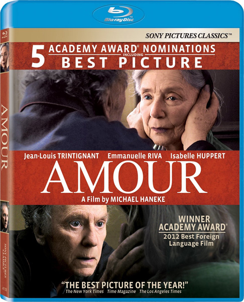 Любовь / Amour (2012) BDRip 720p, 1080p, BD-Remux
