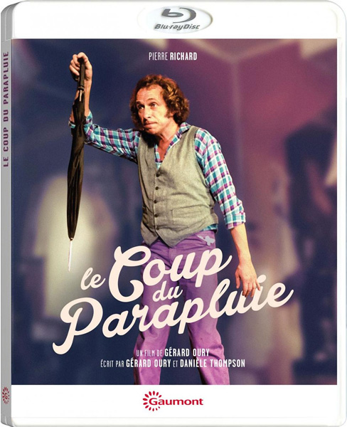 Укол зонтиком / The Umbrella Coup / Le coup du parapluie (1980) BD-Remux