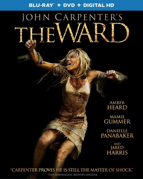 Палата / The Ward (2010) BDRip 720p, 1080p, BD-Remux