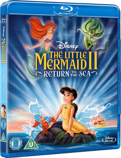 Русалочка 2: Возвращение в море / The Little Mermaid II: Return to the Sea (2000) BDRip 720p, 1080p, BD-Remux
