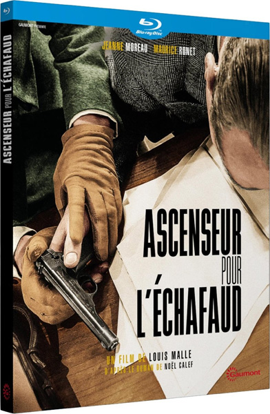 Лифт на эшафот / Elevator to the Gallows / Ascenseur pour l'echafaud (1958) BDRip 720p, 1080p, BD-Remux