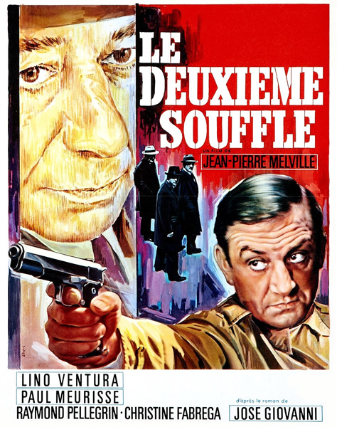 Второе дыхание / Second Breath / Le deuxieme souffle (1966) WEB-DL 1080p