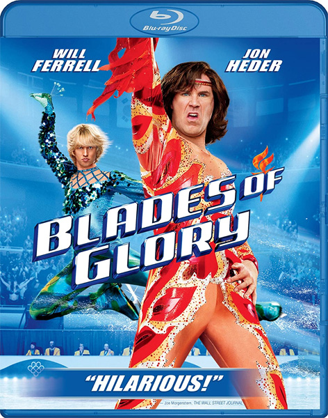 Лезвия славы: Звездуны на льду / Blades of Glory (2007) BDRip 720p, 1080p, BD-Remux